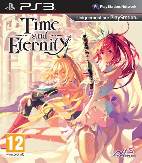 Time and Eternity – Disponible en Europe le mois prochain !‏