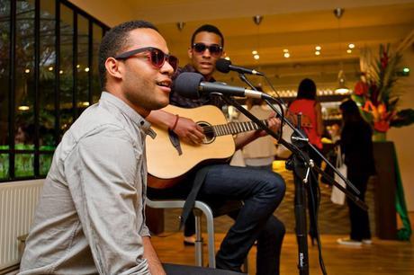 Calema Musique the voice Poulette Party Bresil
