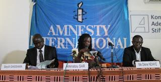 L'Etat du Sénégal tremble t-il devant le rapport d'Amnesty International ?