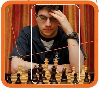 Maxime Vachier-Lagrave champion d'Europe de Blitz 2012 © Chess & Strategy
