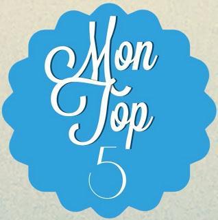 Top 5... des choses que j'aime