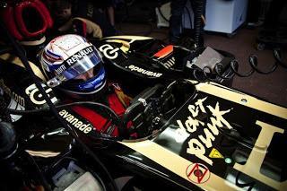 Mieux que la Ferrari de Kavinsky : la F1 des Daft Punk...