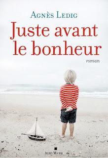 Juste avant le bonheur d'Agnès Ledig reçoit le Prix 2013 de la Maison de la Presse