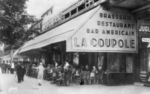 Montparnasse, les lieux de légende