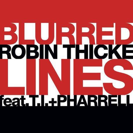 Robin Thicke # Blurred Lines... Addictif!
