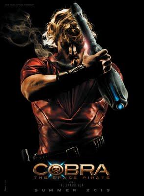 Cobra The Space Pirate Movie Challenge Space Adventure Cobra, jour 8   Alexandre Aja et le film Cobra