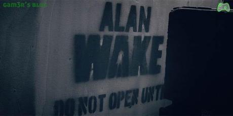 Alan Wake 2 pas pour tout de suite ...
