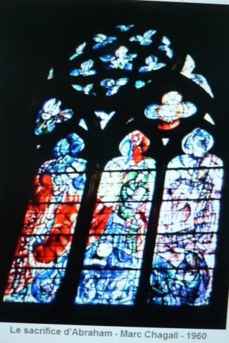 Metz et Chagall ! souvenir de jeunesse !