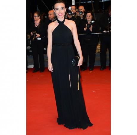L'actrice Elodie Bouchez (dont je n'aime absolument pas le visage)