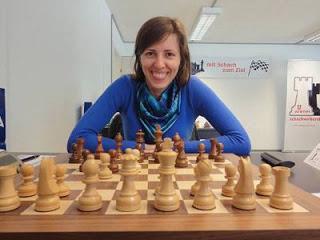 La grand-maître d'échecs Tatiana Kostiuk - Photo © Chess & Strategy