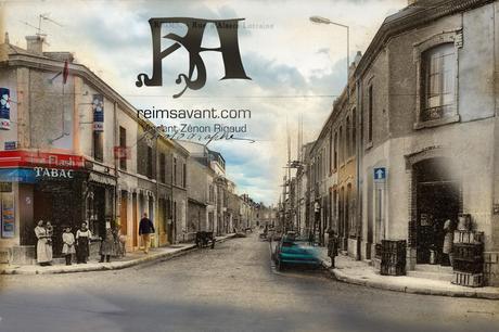 La rue d'Alsace-Lorraine et la rue des Gobelins