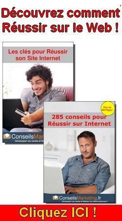 réussir sur internet