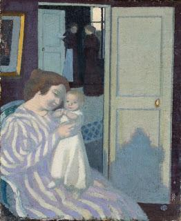 Maurice Denis, Mother and Child
