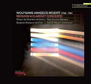 Mozart Concerto clarinette Requiem Leonardo Garcia Alarcon