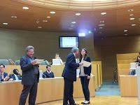 129 Jeunes Ambassadeurs d'Alsace de 50 nationalités différentes, à l'honneur !