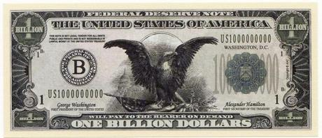 one millliard dollars