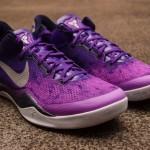 Nike Kobe 8 Playoffs Court Purple