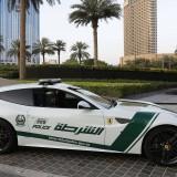 Dubai Police Ferrari FF