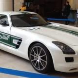 Dubai Police Mercedes SLS 02