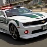 Dubai Police Camaro 01