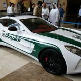 Dubai Police Aston Martin 01