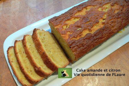 cake amande_citron flaure