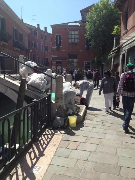 Venise - Cleaning Day 2013
