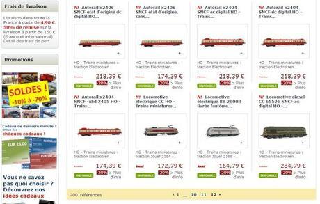 1001maquettes.fr : promo Electrotren et Jouef jusqu'au 10 juin 2013