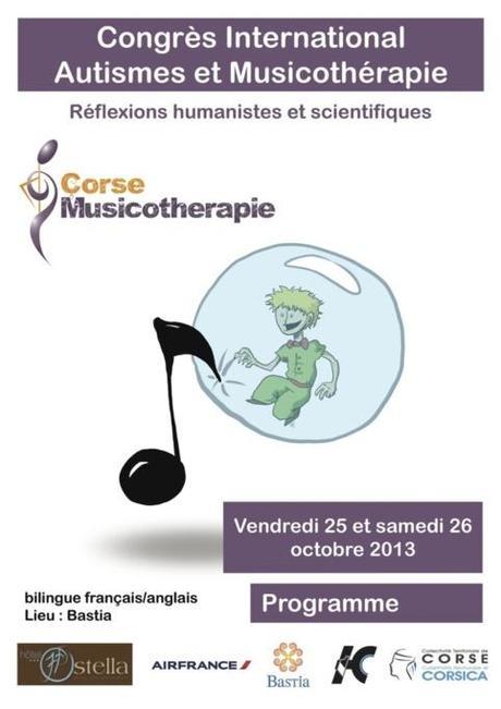Copie de Congrès International Autismes et Musicothérapie