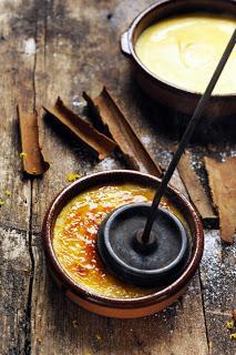 Les classiques du week-end… la crème catalane !