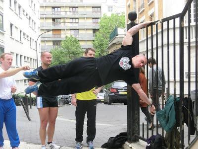 Boot camp Capra Paris - La fin de vous