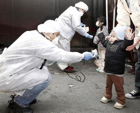 La gestion d'une crise humanitaire. Un tsunami frappe le Japon. Médecins du Monde.