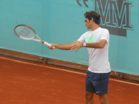 Roland-Garros: une bonne rentrée pour Federer