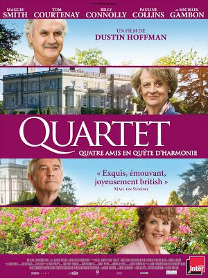 Quartet - My Review pleine d'enthousiasme SO BRITISH