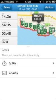 runkeeper iphone 2 iPhone: Runkeeper, la meilleure application pour gérer vos activités sportives