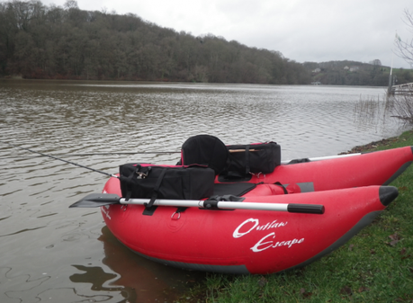 FLOAT TUBE NORTH FORK OUTDOORS