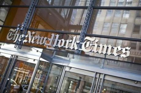 Grâce à son édition en ligne, le New York Times est désormais le second quotidien américain