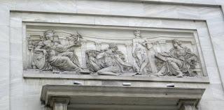 Les sculptures de l'Avenue du Musée