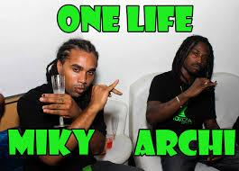 Miky Ding La Feat Archi - One Life (Mai 2013) HKM