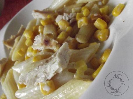 penne poulet maïs  (2)