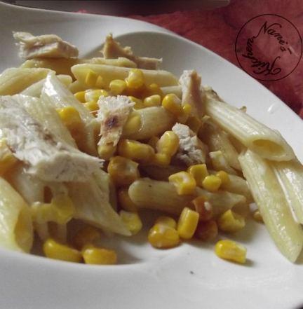 penne poulet maïs  (3)
