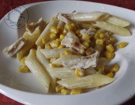 penne poulet maïs  (1)