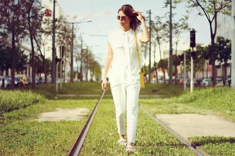 OUTFIT OF THE DAY White