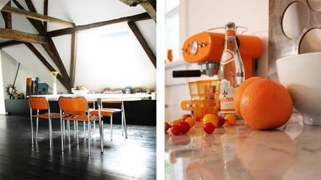 Tendance déco : Une touche de peps Orange