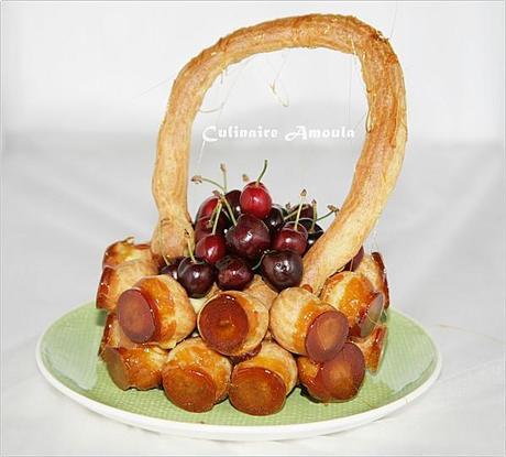 panier de pâte à choux1