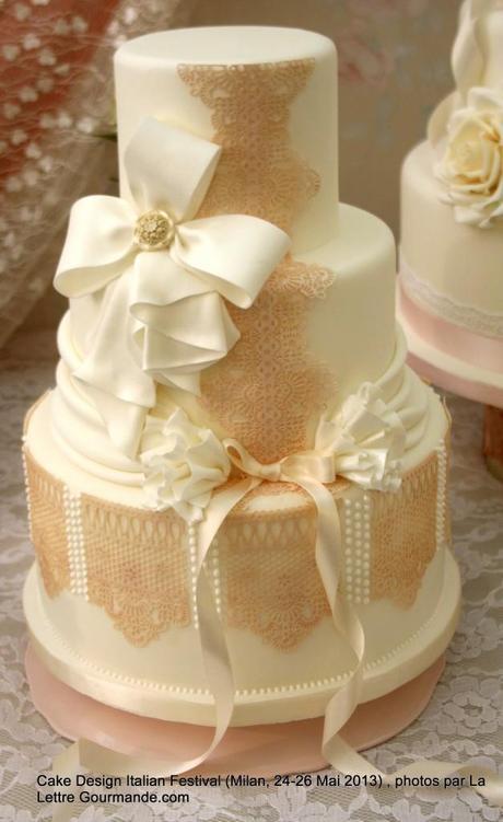 Gateau Tronche De Cakes Annees