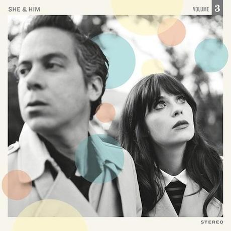 She & Him Volume 3, de la musique qui met de bonne humeur pour démarrer la semaine