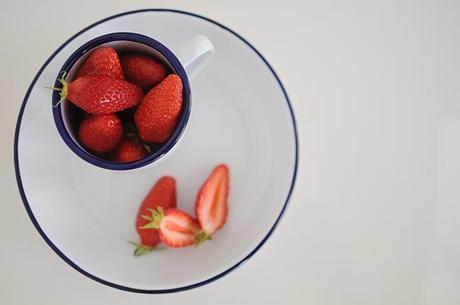 fraises-assiette