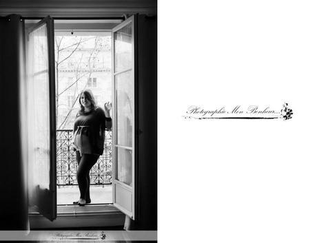 Photographe de maternité à Porte Dorée Paris 75 – Séance grossesse à domicile & Studio photo mobile