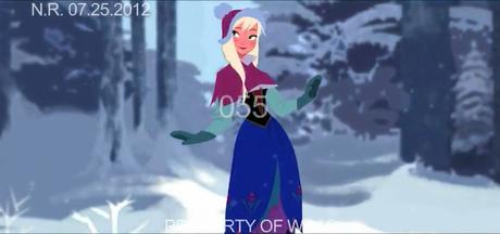 Photos de FROZEN, la Reine des Neiges
